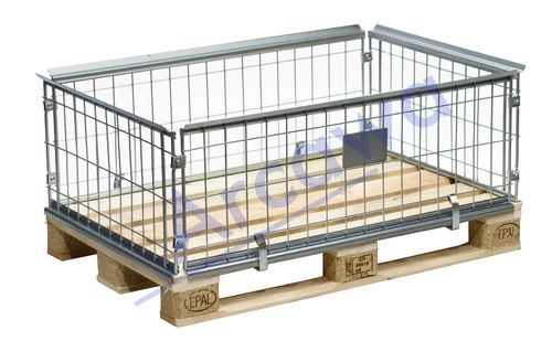 1220x820xH420 Pallet cage