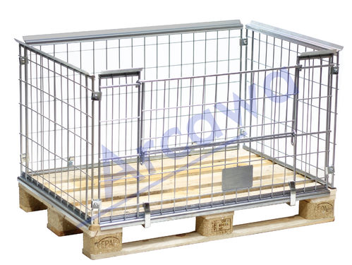 1220x820xH640 Pallet cage