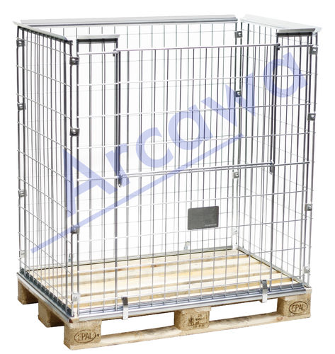 1200x800xH1520 Pallet cage