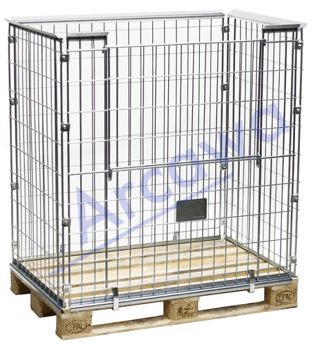 1200x800xH1220 Pallet cage