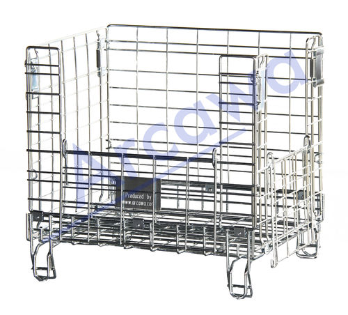 800x660xH750 Wiremesh container PC-Mini 2