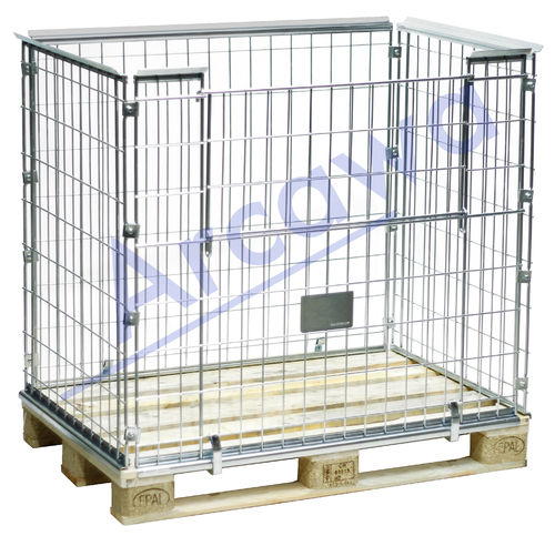 1200x800xH1020 Pallet cage