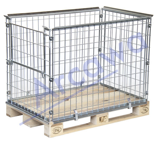 1200x800xH870 Pallet cage